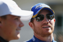 NASCAR-CUP: Brett Moffitt and Brian Vickers