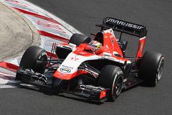 F1: Jules Bianchi, Marussia F1 Team MR03