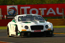 BES: #7 M-Sport Bentley Bentley Continental GT3: Andy Meyrick, Guy Smith, Steven Kane