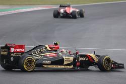 F1: Pastor Maldonado, Lotus F1 Team