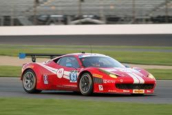 TUSC: #63 Scuderia Corsa Ferrari 458 Italia: Alessandro Balzan, Jeff Westphal