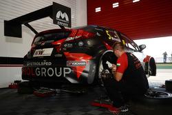 WTCC: Norbert Michelisz, Honda Civic WTCC, Zengo Motorsport