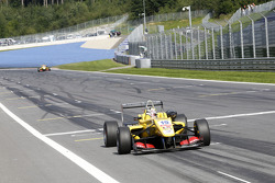 Antonio Giovinazzi, Jagonya Ayam with Carlin Dallara F312 Volkswagen takes the win
