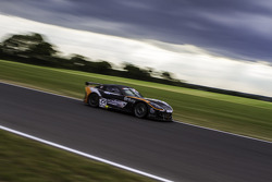 #55 Academy Motorsport Ginetta G55 GT4: Oli Basey-Fisher, Matt Nicoll-Jones