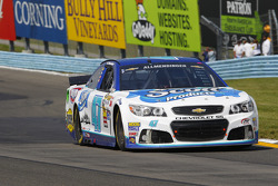 NASCAR-CUP: A.J. Allmendinger, JTG Daugherty Racing Chevrolet