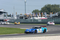 #13 RWT Racing Team Corvette Z06.R GT3: David Jahn, Sven Barth