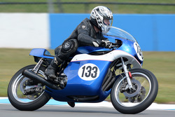 Mark West, Rob North 750cc
