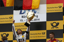 DTM: Winner Marco Wittmann, BMW Team RMG BMW M4 DTM