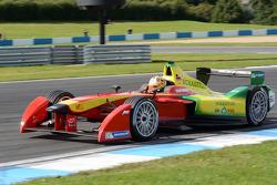 FORMULA-E: Daniel Abt, Audi Sport ABT