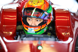 FORMULA-E: Ho-Pin Tung, China Racing