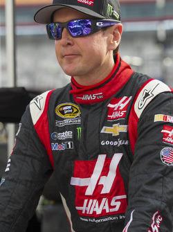 NASCAR-CUP: Kurt Busch, Stewart-Haas Racing Chevrolet