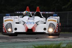 TUSC: #54 CORE autosport ORECA FLM09: Jonathan Bennett & Colin Braun