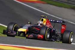 F1: Daniel Ricciardo, Red Bull Racing RB10
