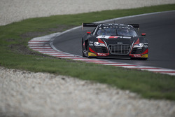 #9 Belgian Audi Club Team WRT Audi R8 LMS Ultra: Fabian Hamprecht, Stéphane Ortelli