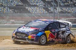 RALLYCROSS: #31 Olsbergs MSE Ford Fiesta ST: Joni Wiman