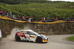 Bernardo Sousa and Hugo Magalhaes, Ford Fiesta RRC