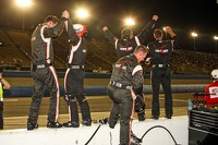 Will Power's team celebrates
