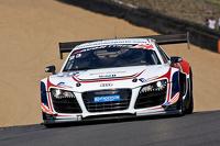#23 United Autosports Audi R8 LMS Ultra: John McCullagh, Matt Bell