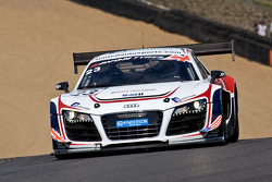 #23 United Autosports Audi R8 LMS Ultra: John McCullagh, Matt Bell