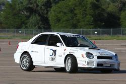 #78 Subaru WRX: Billy Brooks