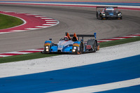 #08 RSR Racing ORECA FLM09: Jack Hawksworth, Chris Cumming