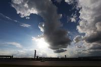 Intense skies over COTA
