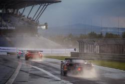 #111 Kessel Racing Ferrari 458 Italia: Stephen Earle, Freddy Kremer, Liam Talbot