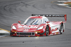 #31 Marsh Racing Corvette DP: Eric Curran, Boris Said, Max Papis