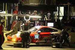 #58 Snow Racing Porsche 911 GT America: Madison Snow, Jan Heylen