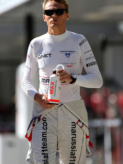 Max Chilton, Marussia F1 Team  11