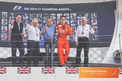 Motorsport Marshals charity calendar 2015