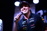 Sergio Perez, Sahara Force India F1 at the Fans' Forum