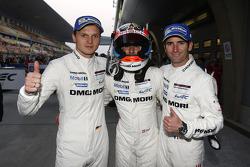 Third place for Romain Dumas, Neel Jani, Marc Lieb