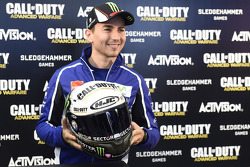 Jorge Lorenzo, Yamaha Factory Racing presents new helmet colors