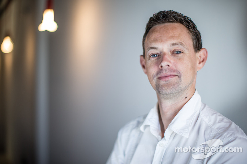 Charles Bradley, Chefredakteur von Motorsport.com