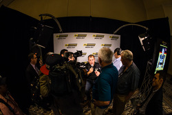 Championship contenders press conference: Ryan Newman, Richard Childress Racing Chevrolet