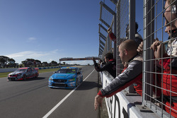 Scott McLaughlin, Polestar Racing Volvo S60 takes the win