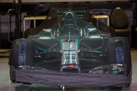 Ther Mercedes AMG F1 W05 of Lewis Hamilton, Mercedes AMG F1 in parc ferme