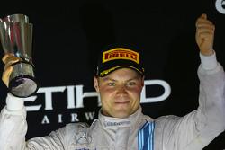 Third place Valtteri Bottas, Williams FW36
