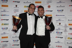 Blancpain Endurance Series Gentlemen Trophy team 3rd Team Parker Racing - Julian Westwood