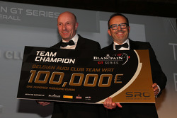 Blancpain GT Series Team Champion Vincent Vosse