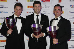 Blancpain Endurance Series Pro Cup drivers 2nd Guy Smith, Andy Meyrick, Steven Kane