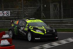 Alessio Salucci and Mitia Dotta, Ford Fiesta WRC