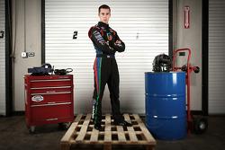NASCAR K&N Pro Series East champion Ben Rhodes