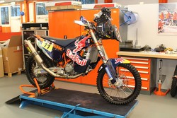 KTM preparations