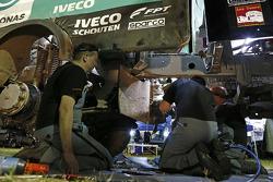 De Rooy mechanics at work