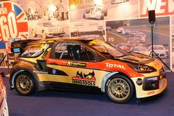 Petter Solberg Rallycross Citroen