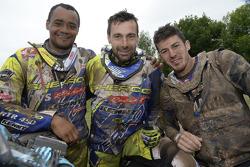 Alain Duclos, Fabien Planet, Olivier Pain