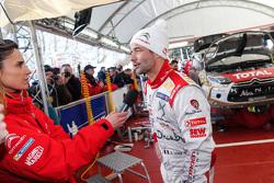 Sébastien Loeb, Citroën Total Abu Dhabi World Rally Team