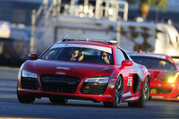 Audi safety car